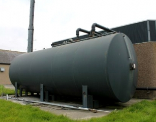 DUE DILIGENCE ACROSS ALL UK SITES TO MEET OIL STORAGE REGULATIONS.